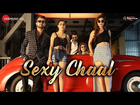 Sexy Chaal: Abhi & Nikks  Bhavya Sandhu  Sonali Katyal  Shanky RS Gupta  Ventom  Official Full Video