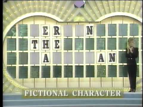 Wheel of Fortune -1995 - Tracy D'Andrea