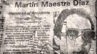 La Verdadera Muerte De Martin Maestre