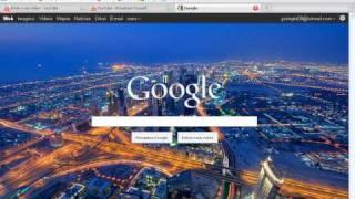 Como Mudar O Papel De Parede Da Pagina Inicial Do Google
