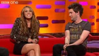 Miley Cyrus's new boyfriend - The Graham Norton Show preview - BBC One