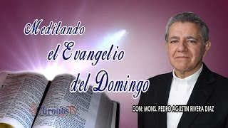 Meditando El Evangelio Del Domingo (16-NOV-2014)