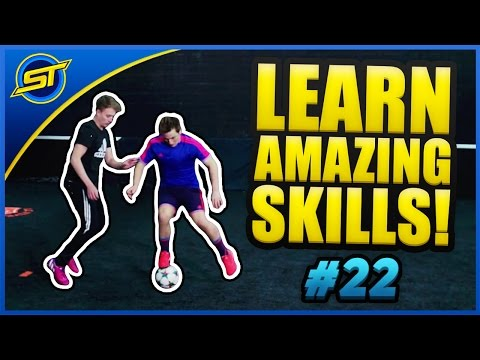 how to learn football tricks easily