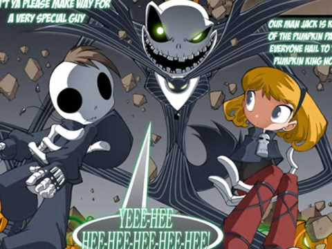 Nightmare Before Christmas This is HalloweenXD - YouTube