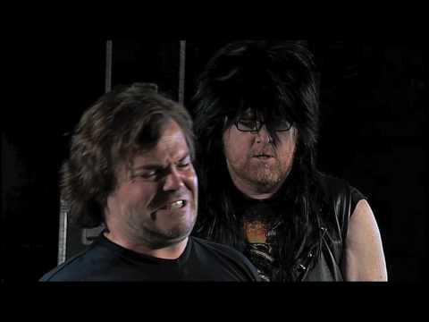 Brutal Legend: рекламное видео с Джеком Блэком