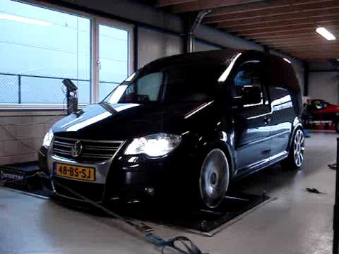 fasttech tuning vw caddy 1 9 tdi 2005 148 7pk 346nm youtube. Black Bedroom Furniture Sets. Home Design Ideas