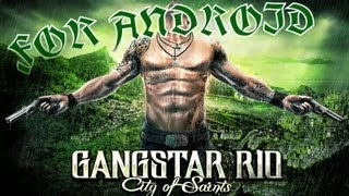 Gangstar Rio For Android [APK+SD]