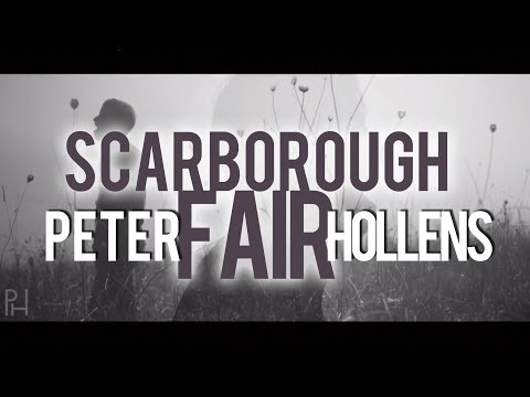 Scarborough Fair - Peter Hollens
