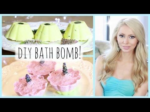 DIY: How to Make LUSH Bath Bombs!