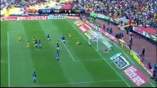 AMERICA VS Cruz Azul Jornada 9 Clausura 2013 Liga Mx
