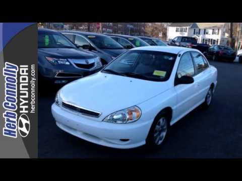 2002 Kia Rio Framingham Boston, MA #H12686A - SOLD