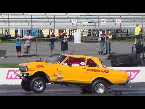 Nova gasser glory day drags reading,pa 6-28-14