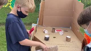 Cardboard Box - Day of Play