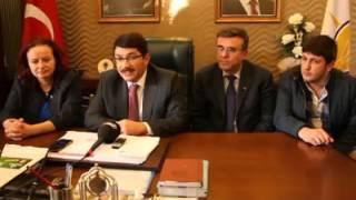 Ömer Faruk Çelik AK Parti Şehzadeler Belediye Başkan Adayı Oldu