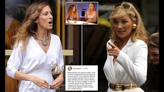 Why Sarah Jessica Parker and Kim Cattrall fell out
