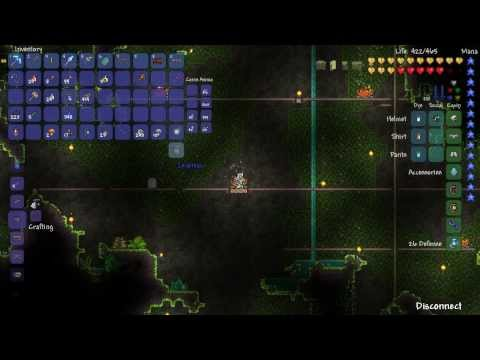 Terraria best armor weapons and accessories magic melee ranged