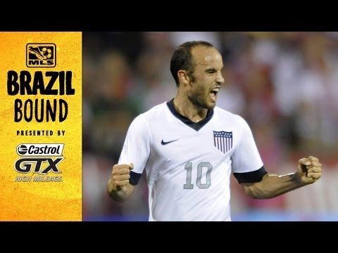 Jesse Marsch to Landon Donovan: You're the best ever, act like it | Brazil Bound
