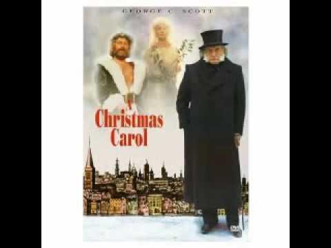 Musik aus Charles' Dickens Weihnachtsgeschichte / A Christmas Carol mit George C. Scott (1984)