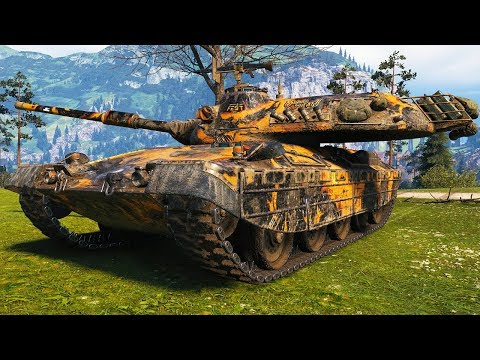Progetto 65 - HEROIC DUNGEON - World of Tanks Gameplay