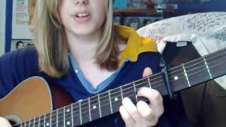"""How To Play """"Year 3000"""" (Busted /Jonas Brothers)- Acoustic"""