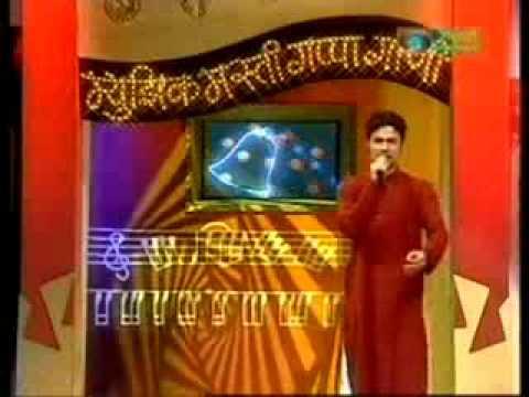 Ataa Ga Poree-Marathi Lavani Folk song by Shreerang Bhave in M2G2-Sahyadri