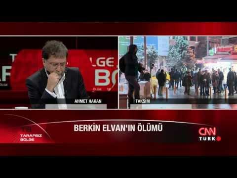 Berkin Elvan'a veda,Tarafsız Bölge'de - (12.03.2014)