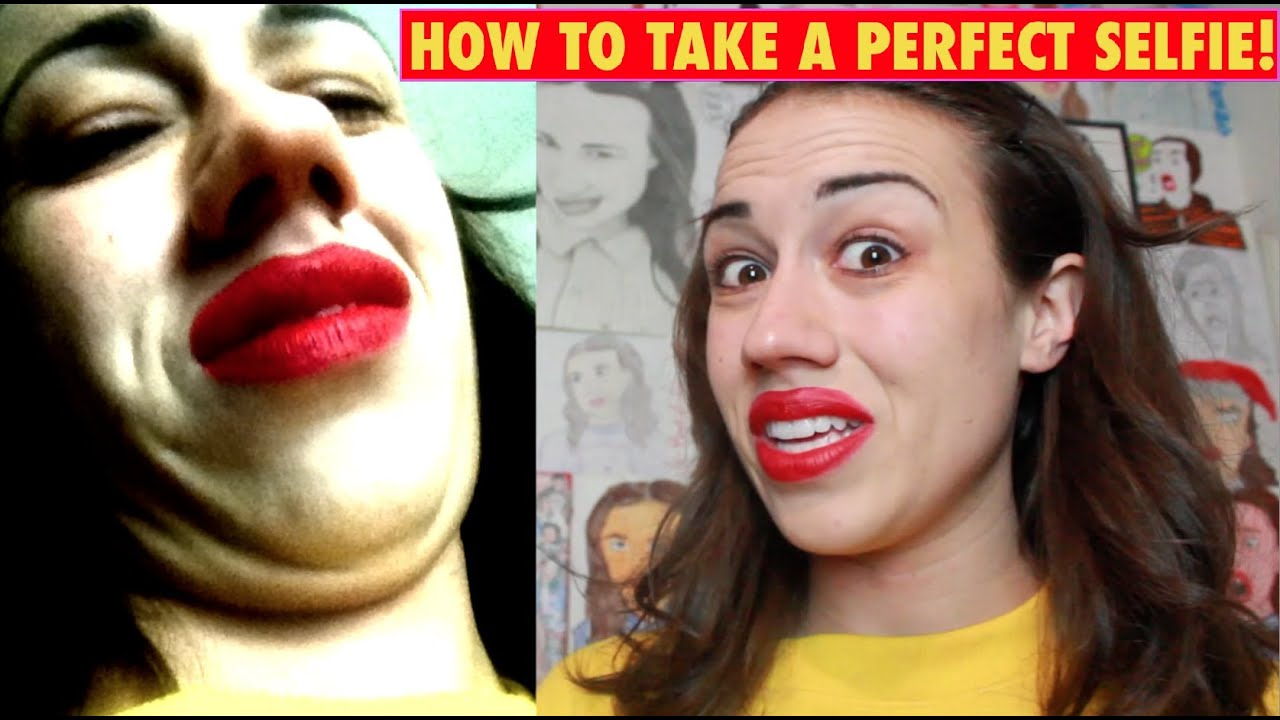 HOW TO TAKE A SELFIE! - YouTube