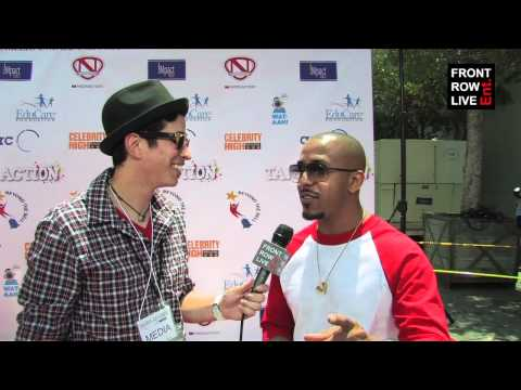 Marques Houston talks new movie and IMX w/ @RobertHerrera3