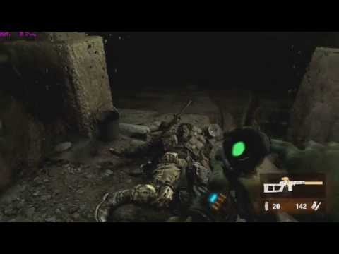 Metro Last Light gameplay PC normal settings on ATI Radeon 6850 (1080p)