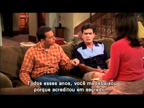 Two And a Half Men Erros de Gravação 1ª Temporada