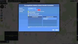9  Riasztáskezelő Értesítési módok konfigurálása riasztásokhoz 3  rész Szolgáltatási felület konfigurálása, járműkövetés, nyomkövetés - easyTRACK