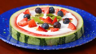 4 Healthier Desserts