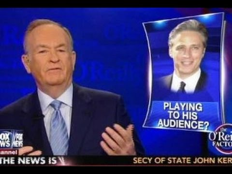 Jon Stewart Embarrassed Bill O'Reilly - What Happened Next?
