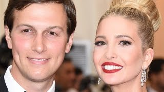 The Truth About Ivanka Trump's Marriage