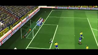 FIRST EVER 2014 FOOTBALL SIMULATOR GAME REALSITIC SOCCER