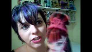 Monster High: Draculaura 'Doces 1600' Toy Review [PT-BR