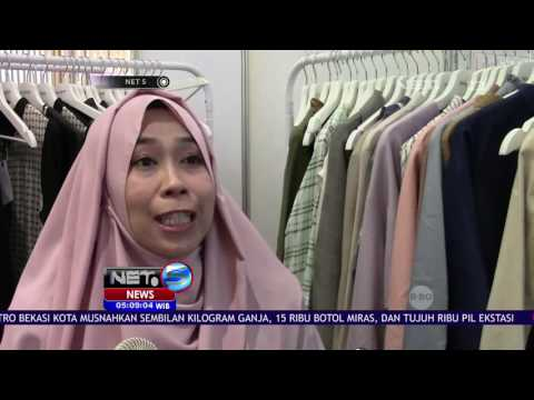 Berburu Busana Muslim Jelang Ramadhan NET5