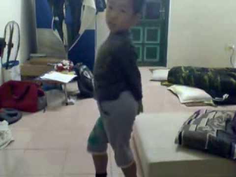 Cậu bé nhảy Number Nine _ T-ara... ^^