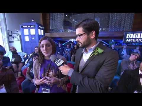 DOCTOR WHO 50th Anniversary Pre-Show with VERONICA BELMONT, PHIL DEFRANCO, GRANT IMAHARA & more