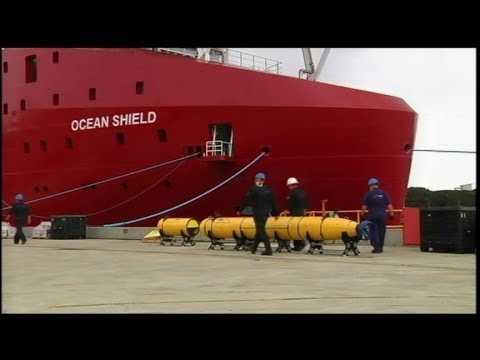 Crews Prepare Ocean Floor Search for Flight MH370
