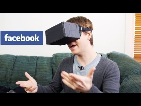 How Facebook Will Use Oculus Rift