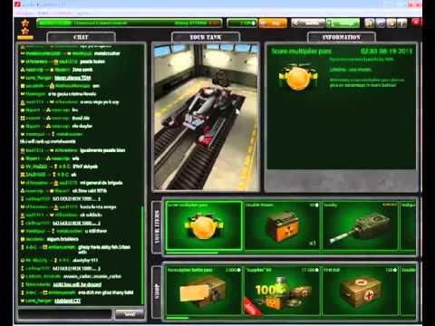Tanki Online Crystal Hack