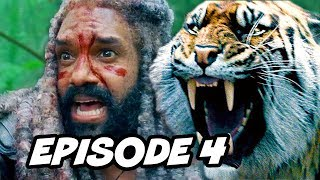 Walking Dead Season 8 Episode 4 - Ezekiel TOP 10 WTF and Easter Eggs