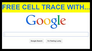 Free Cell Number Tracing Technique Watch Me Trace Cell
