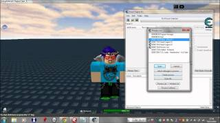 ROBLOX- How To Speed Hack Without Shutdown