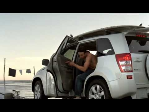 Suzuki Grand Vitara Commercial