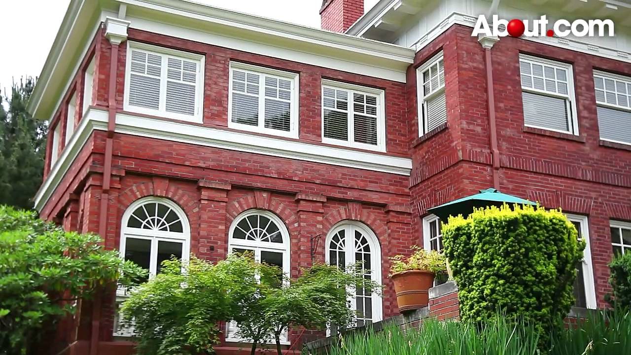 Video Of Colonial Revival Home Style Characteristics Of
