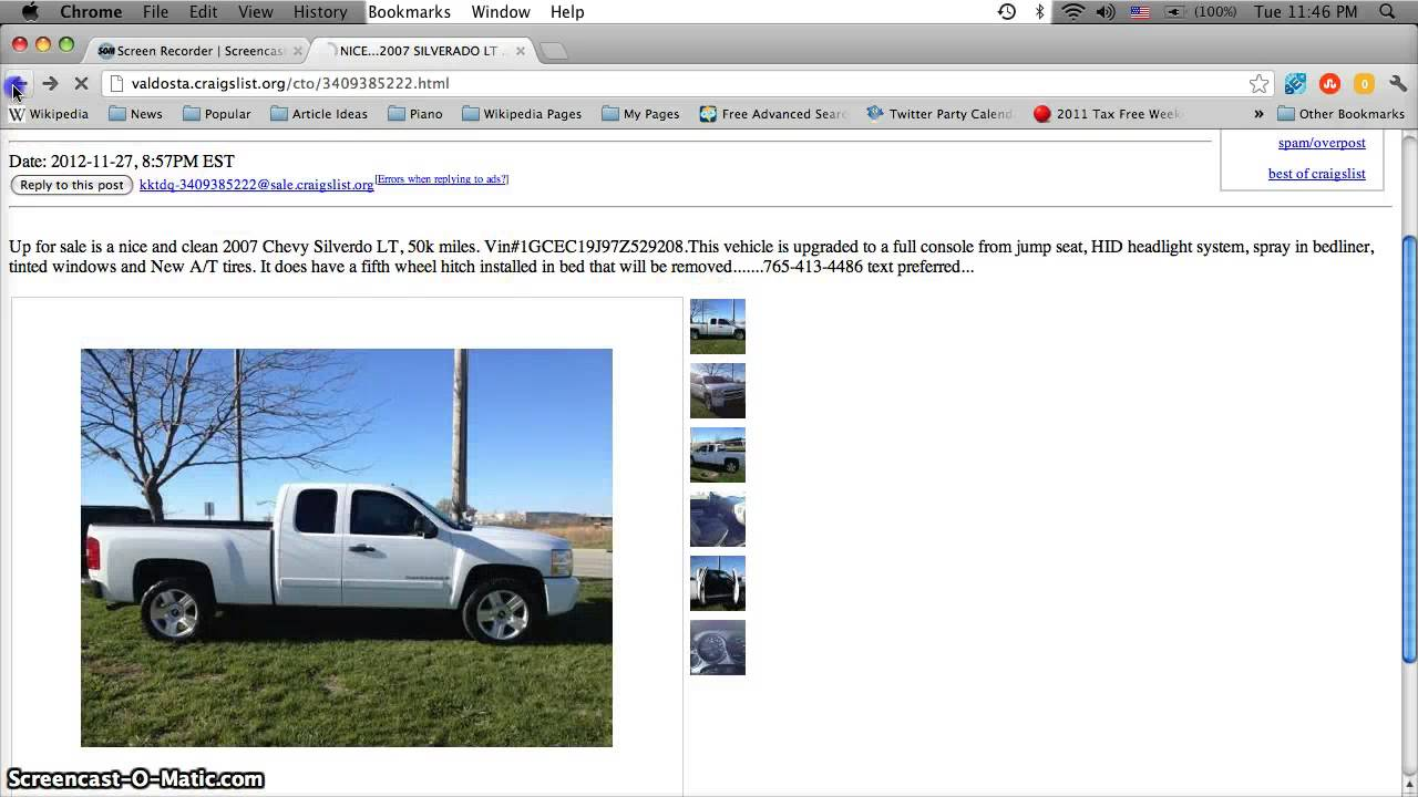 Craigslist Valdosta Ga Cars And Trucks Html Autos Weblog
