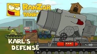 Tanktoon - Karlova obrana