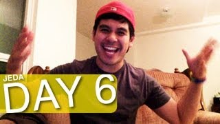 60 THINGS 'BOUT ME PART 1 | JEDA 06